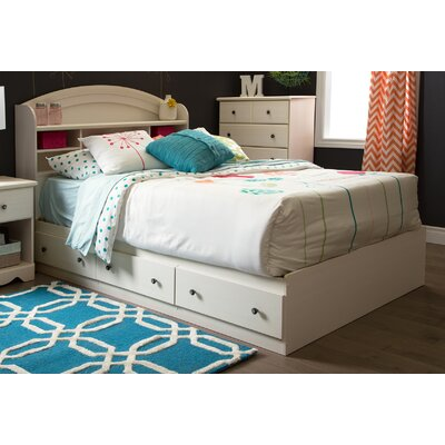 Crissyfield Mates Bed with Drawers Size: Full