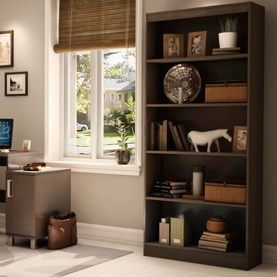 Axess Standard Bookcase Finish: Royal Cherry