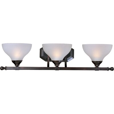 Maxim Lighting Contour 3-Light Bath Vanity