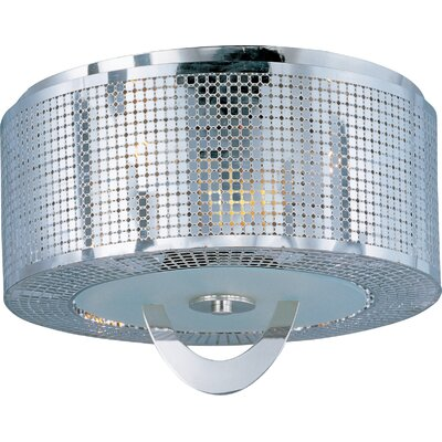 Maxim Lighting Mirage 3-Light Flush Mount