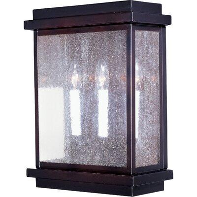 Maxim Lighting Cubes 3 Light Outdoor Flush Mount