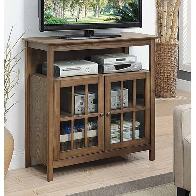 """Tiana 36"""" TV Stand Color: Natural/Unfinished"""
