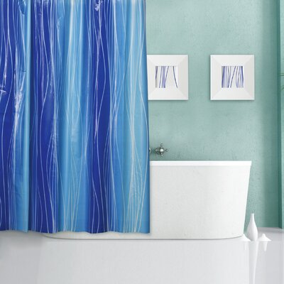 Lagoon Shower Curtain Set
