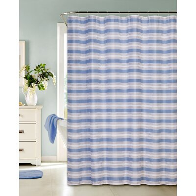 Ellsberg Classic Shower Curtain