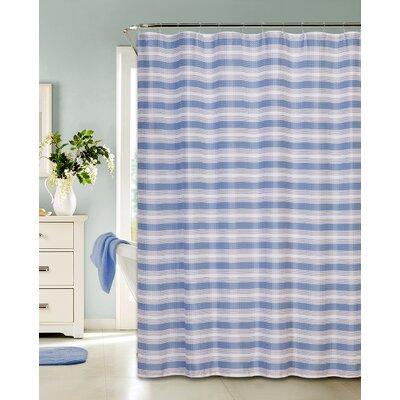 Ellsberg Classic Shower Curtain