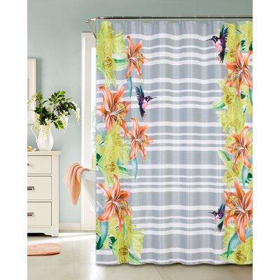 Keeney 13 Piece Shower Curtain Set