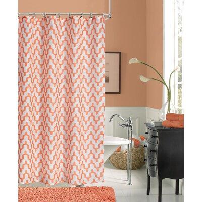 Clack Modern Shower Curtain