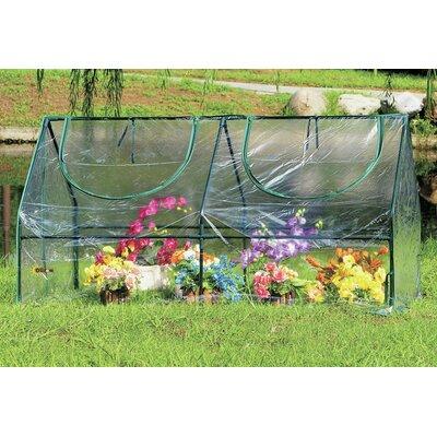 OGrow 5.75 Ft. W x 3 Ft. D Mini Greenhouse