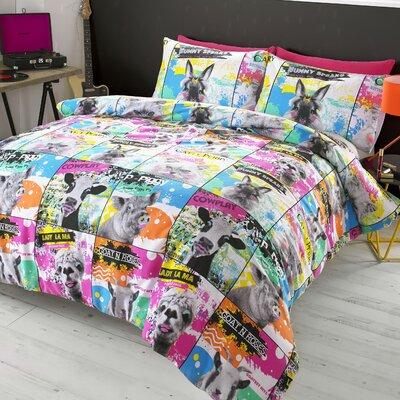 #bedding Vinyl Duvet Set