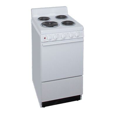 "20"" Free-standing Electric Range"