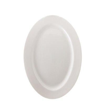 "Ten Strawberry Street Bistro 12"" Oval Plate"