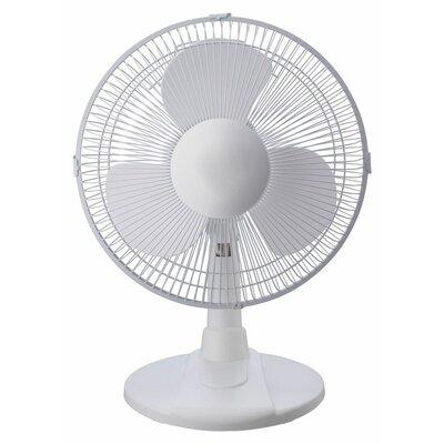 "12"" Oscillating Table Fan"