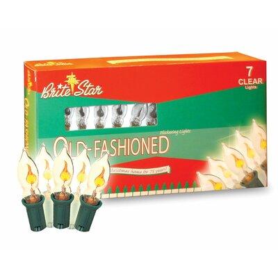 7 Light Flicker Flame Lights