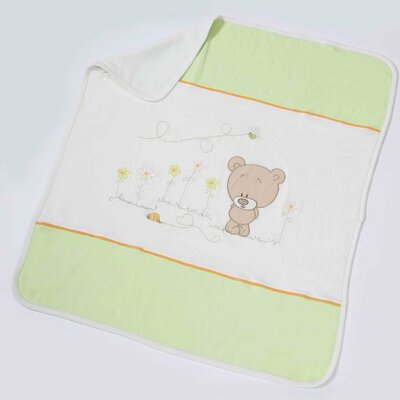 easy baby Decke Honeybear