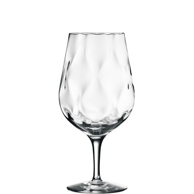 Orrefors Dizzy Diamond Stemmed Water Glass