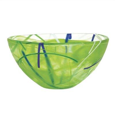 Kosta Boda Contrast Small Serving Bowl