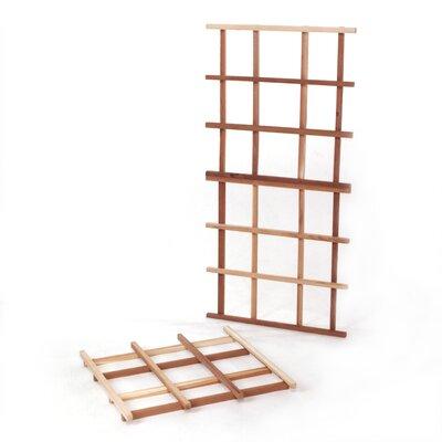 Garden Wood Lattice Panel Trellis