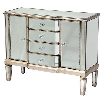 DUSX 2 Door 4 Drawer Sideboard