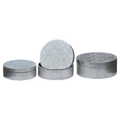 DUSX 3 Piece Hirat Hat Box Set