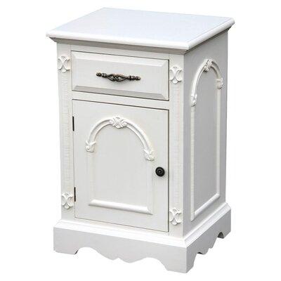 DUSX Hambledon 1 Drawer Bedside Table