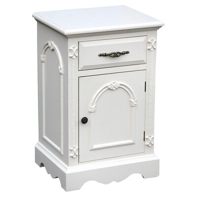 DUSX Hambledon 1 Drawer Bedside Table