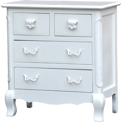 DUSX 4 Drawer Chest of Drawers