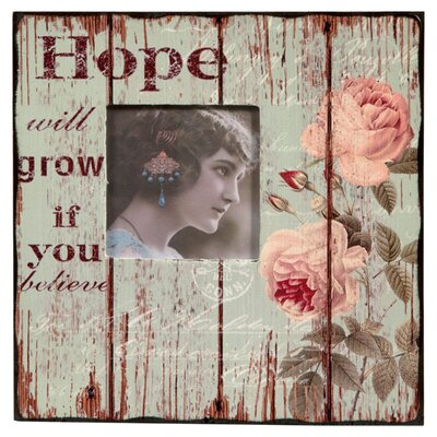 DUSX Hope Grows Picture Frame