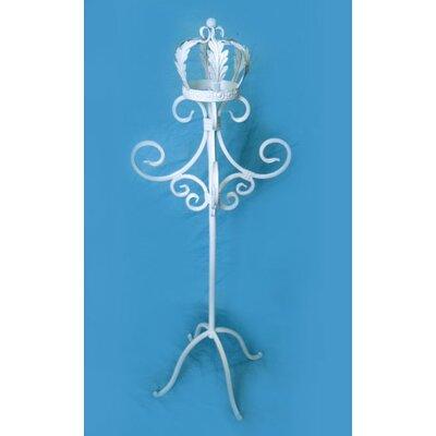 DUSX Decorative Iron Ornate Item Holder