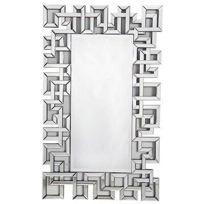 DUSX Venetian Contemporary Rectangular Mirror