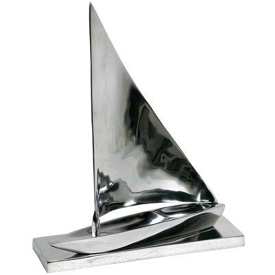DUSX Aluminium Model Sailing Boat
