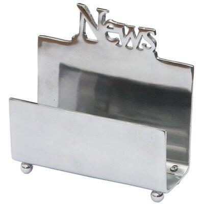 DUSX Aluminium Newspaper Holder