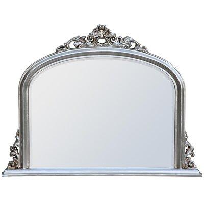 DUSX Overmantle Georgiana Beveled Mirror