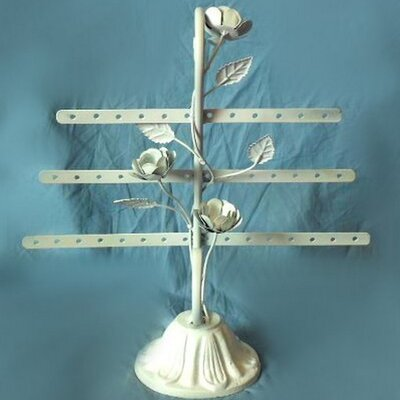 DUSX Iron Three Tier Earring Jewellery Stand