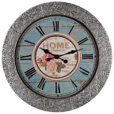 DUSX Chaandhi Kar 55 cm Clock
