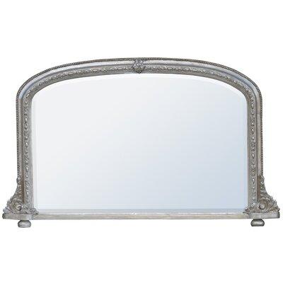 DUSX Overmantle Beveled Mirror