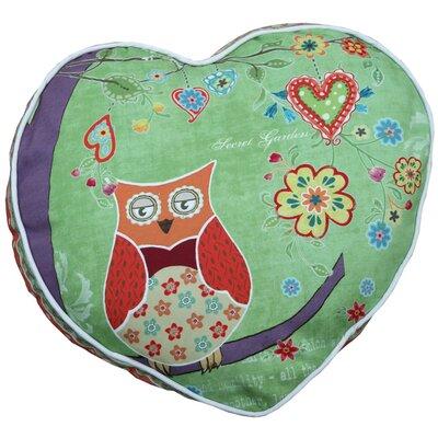 DUSX Vintage Owl Scatter Cushion