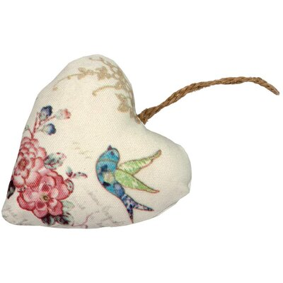 DUSX Vintage Aveda Scented Heart Sculpture Wall Décor