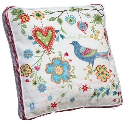 DUSX Vintage Bird Scatter Cushion