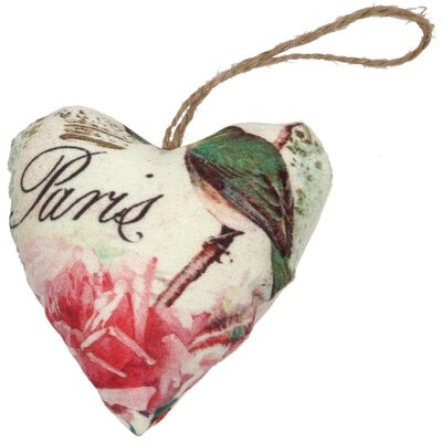 DUSX Vintage Aveda Scented Heart Sculpture