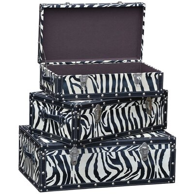 DUSX Lounge Lizard 3 Piece Trunk Set