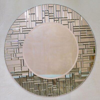 DUSX Venetian Contemporary Circle Mirror