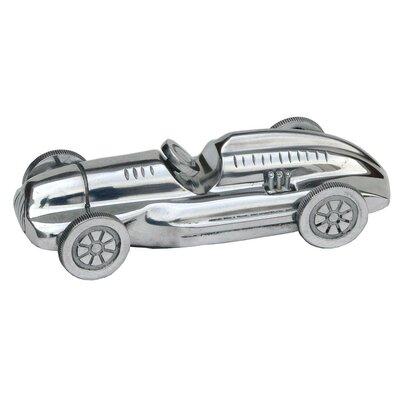 DUSX Aluminium Racing Car