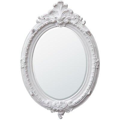 DUSX French Rococo Oval Mirror