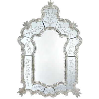 DUSX Venetian Murano Iridescent Mirror