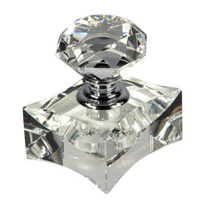 DUSX Decorative Crystal Perfume Bottle