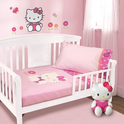 Hello Kitty Garden 4 Piece Toddler Set