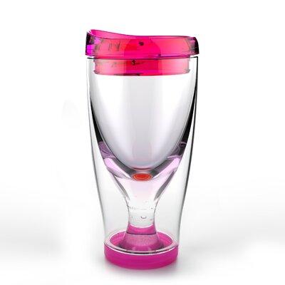 Carnegie 2 Go Tumbler Color: Pink
