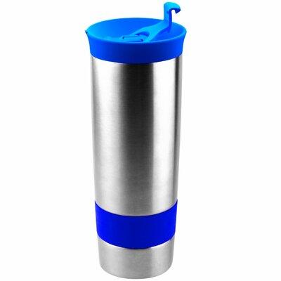 The Hot Press Coffee Maker Color: Blue Lagoon