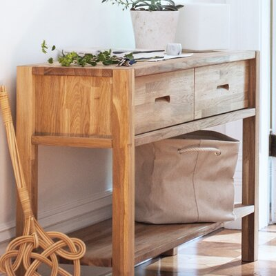 Harvest Console Table