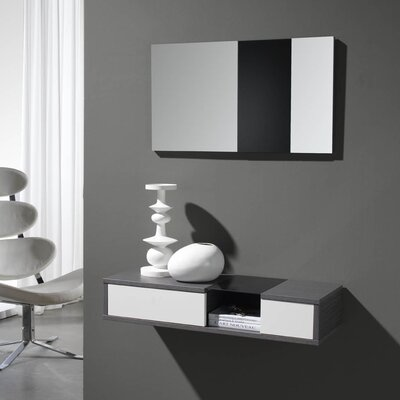 Gallego Sanchez Composition Chest with Mirror